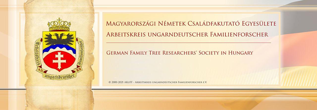 Magyarországi Németek Családfakutató Egyesülete (AKuFF)